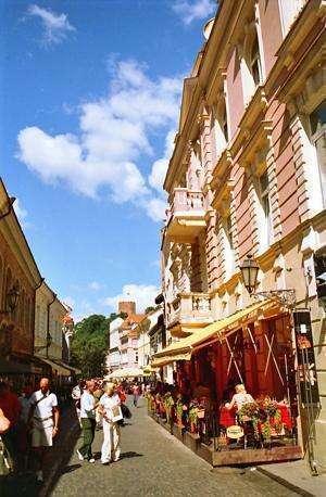 Die Bilder von Vilnius