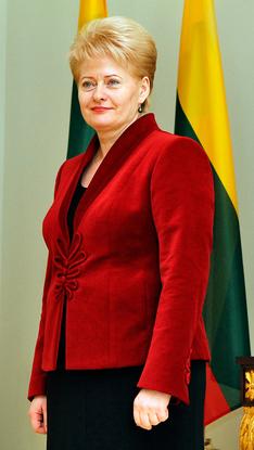 Präsidentin von Litauen gegen Anti-Homo-Gesetz